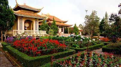 Buddhist meditation centre