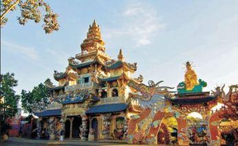 dragon pagoda